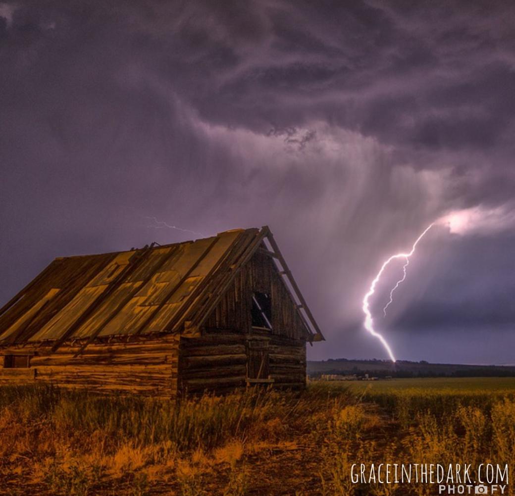 lightningfromheaven